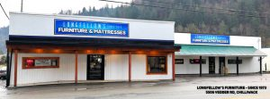 Our Chilliwack furniture store serving Chilliwack, Abbotsford, Langely, Hope and the Fraser Valley